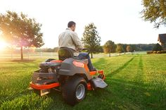Check out the new Husqvarna Z200 series residential zero turn mowers.