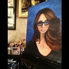 oliviaharrisdesign's photo on Instagram Acrylic Painting