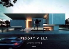 "2,173 Likes, 3 Comments - Creato (@creatoarquitectos) on Instagram: ""Resort Villa... #creato #resort #villa #luxury #facade"""