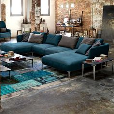 Rolf Benz Sofa for Family Room, Living Room and Home Theater: Wonderful Scala Sofa Bed Rolf Benz Sofa Gino Carollo Design With Green Color S...