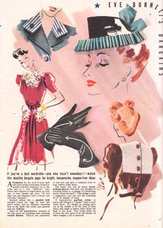 1000+ images about Fashion-Wartime WWII on Pinterest ...