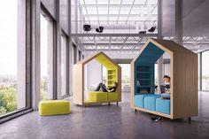 Casa modulare in legno Break-Out