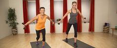 Fitness Quickie: 5-Minute Workout For Sexy, Sculpted Arms - of all the arm workouts I've posted, this is my fave.