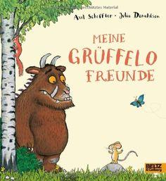Meine Grüffelo-Freunde von Axel Scheffler