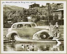 1936 - Oldsmobile - Model F-36, Touring Sedan, 6 cylinder.
