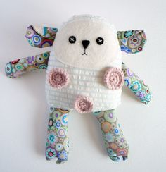 Clover the Sheep - beautiful things from Elske