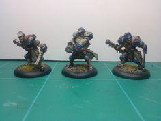 Captain Maxwell Finn & Master Gunners