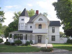 1800s house