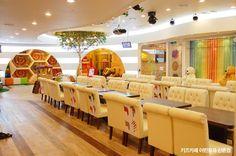 Little Prince Kids Cafe Seoul Sinchon