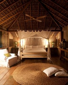 UXUA Casa Hotel & Spa is a luxury boutique hotel in Trancoso, Brazil. Book UXUA Casa Hotel & Spa on Splendia and benefit from exclusive special offers ! Dream Bedroom, Home Bedroom, Master Bedroom, Bedroom Ideas, Bedroom Designs, Kids Bedroom, Bali Bedroom, Indian Bedroom Decor, Tranquil Bedroom
