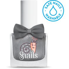 "SweetheartSnails NailsWashable Nail Polish for kids - Safe & cleanA rich, lush, pinky-purple for your sweetheart to ""look as pretty as a picture"". Kids Nail Polish, Water Based Nail Polish, Safe Cleaning Products, Tooth Fairy, Queen, Pretty In Pink, Perfume Bottles, Snails, Orange"