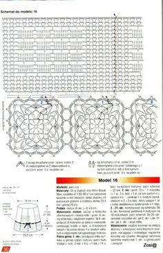 View album on Yandex. Japanese Crochet Patterns, Views Album, Diagram, Yandex