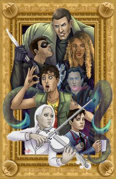 The Umbrella Academy © Tyrine Carver and Wil Woods of Musetap Studios Narnia, Series Movies, Tv Series, Under My Umbrella, Umbrella Art, Studios, Film Serie, Dark Horse, My Chemical Romance