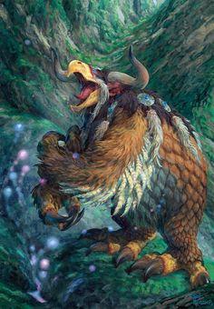 [blizz-art.com] Illustration de Paul Bonner