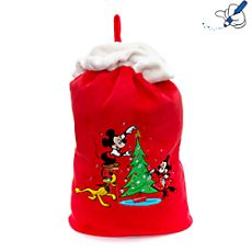 Mickey and Minnie Mouse Large Christmas Sack