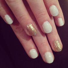 Holiday nails #manicure