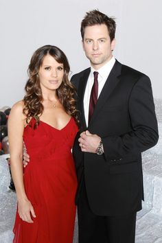 The Young and the Restless Photos: Melissa Claire Egan and Michael Muhney on CBS.com