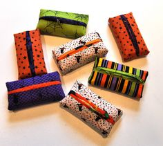 Tissue Covers great for any holiday just find appropriate holiday material