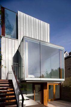Matilde House by Ailtireacht Architects