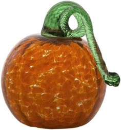 Take a look at this Orange Small Pumpkin by Kitras Art Glass on today! Pumpkin Ornament, Pumpkin Topiary, Pumpkin Art, Creative Pumpkins, Small Pumpkins, Glass Pumpkins, Seasonal Decor, Fall Decor, Outside House Decor