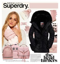 """""""The Cover Up – Jackets by Superdry: Contest Entry"""" by yours-styling-best-friend ❤ liked on Polyvore featuring Casetify, UGG, Love Moschino, Skinnydip, Vans, Superdry, WithChic, River Island and Dolce&Gabbana"""