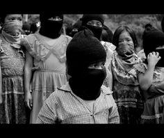 Los más pequeños, un retrato del ejercito zapatista