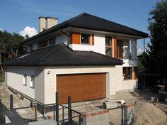 Budowa domu Kasjopea 4 #budowa #projekt #dom