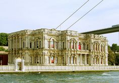 Stambuł, pałac Beylerbeyi,