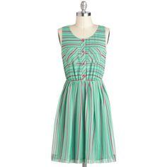 Raspberry Mint Julep Dress ($50) ❤ liked on Polyvore