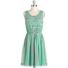 Raspberry Mint Julep Dress ($50) ❤ liked on Polyvore