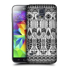 HEAD-CASE-BNW-KNITTED-PRINTS-COLLECTION-BACK-CASE-FOR-SAMSUNG-GALAXY-S5