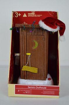 Other Collectible Christmas Décor Jingle Bells, Gingerbread, Christmas Decorations, Christmas Décor, Toilet, Ebay, Bathroom, Washroom, Flush Toilet