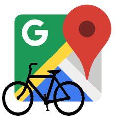 Gooel Maps is een handige app om de weg mee te vinden. Ook op de fiets, want de app kan alle fietspaden op de kaart laten zien. Google Maps App, Helpful Hints, Handy Tips, Apps, Om, Iphone, Cycling, Castles, Craft Work