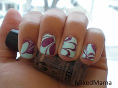 Wow...I want those nails!