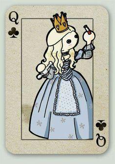 Reina Blanca ♣