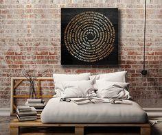 Zen Room Decor, Wall Art Decor, Wooden Wall Art, Wooden Signs, Cuban Art, Fibonacci Spiral, Picture On Wood, Wall Art Quotes, Affirmations