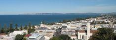 Napier - Great Things Grow Here Central Business District, Open Up, Art Deco Fashion, San Francisco Skyline, New Zealand, Paris Skyline, Coastal, Park, Architecture