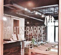 The Pilates Barre Studio