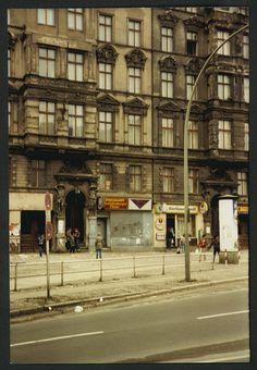 Yorckstraße, Schöneberg, 1985