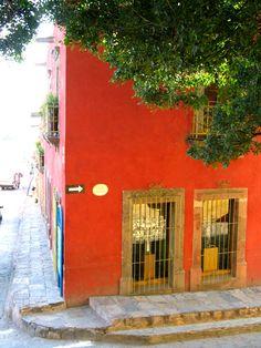 Calle Canal, San Miguel de Allende, Guanajuato, Mexico