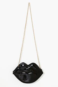 Flaming Lips Bag in goth black. Would love to see it in red.