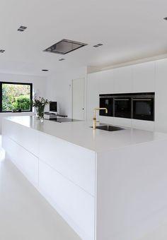 2237 meilleures images du tableau Cuisine blanche - White kitchen en ...