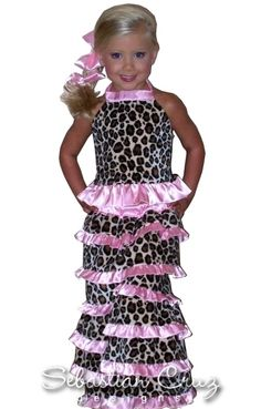 Pageant wear??