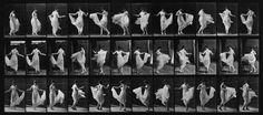 Animal Locomotion; Plate 187, Dancing (Fancy)