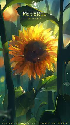 Amazing Drawings, Amazing Art, Landscape Illustration, Digital Illustration, Pretty Art, Cute Art, Beautiful Landscape Wallpaper, Creative Poster Design, Graphic Artwork