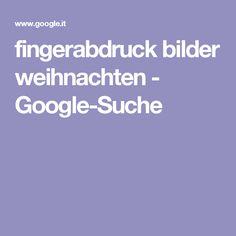 fingerabdruck bilder weihnachten - Google-Suche