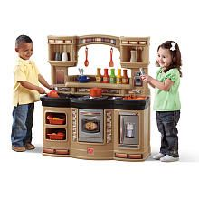 toys r us kitchen accessories step2 lil chef s gourmet kitchen neutral step2 toys 8564