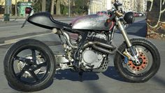 Honda NX650 Cafe Racer by V Motorcycles (Italy)