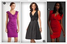 How to pick the right dress