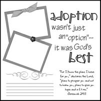 "adoption - Do you want to be related with a Famous Celebrity? Accept Jesus Christ as your Brother! His Father will ADOPT YOU as His CHILD - ""But to all who believed him and accepted him, he gave the right to become children of God."" John 1:12 (NLT)"